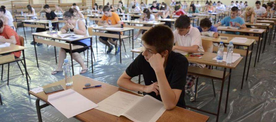 Učenici lagano položili kombinovani test