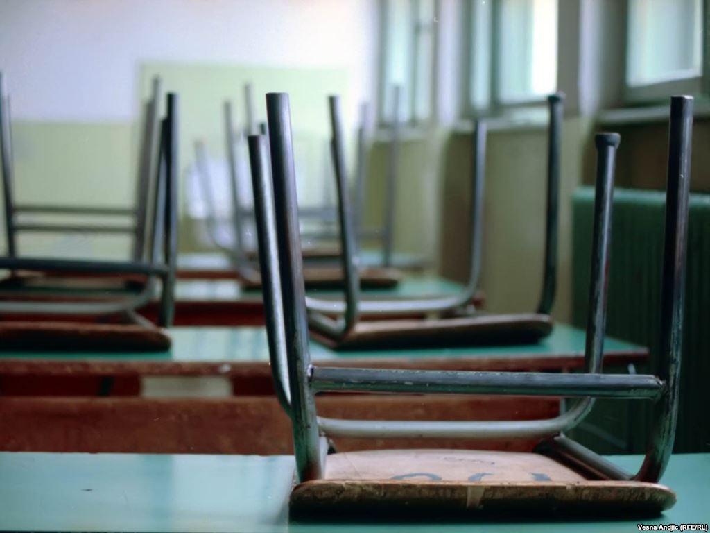 napustanje skolovanja