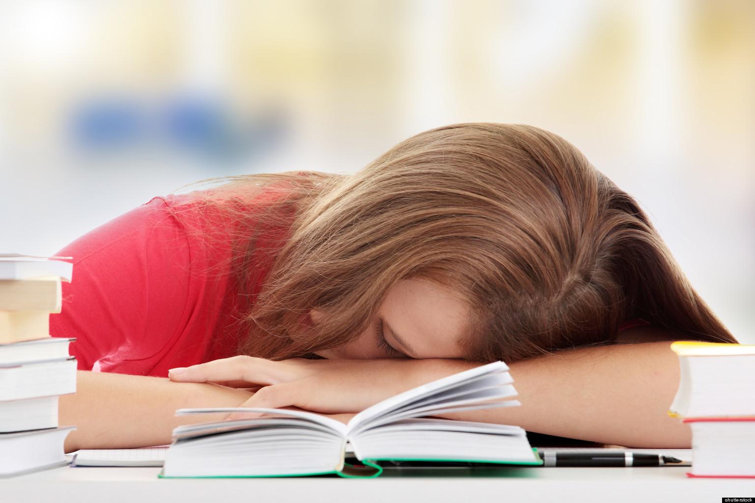 spavanje na casu