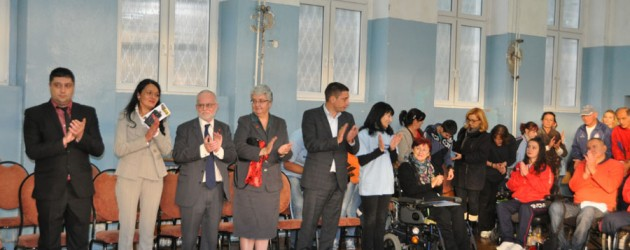 """""""Boćanje za sve"""" u VIII beogradskoj gimnaziji"""