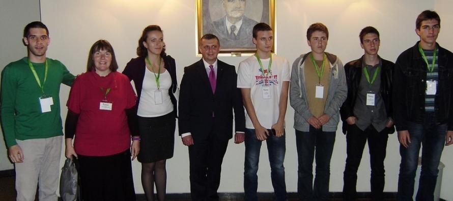 Medalje za srpske đake u Bukureštu