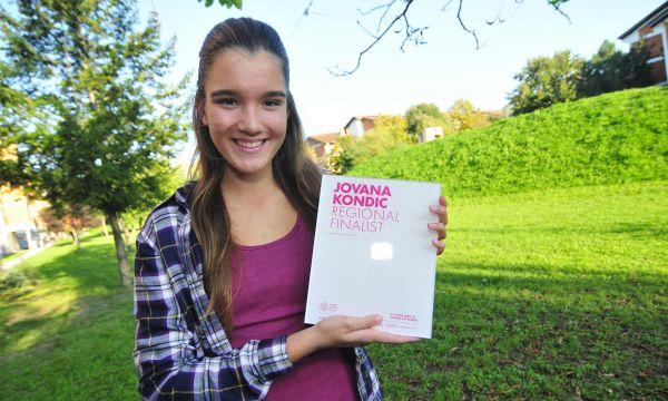 Jovana Kondić dobila nagradu od Gugla.