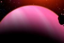 Pronađena voda na planeti veličine Neptuna