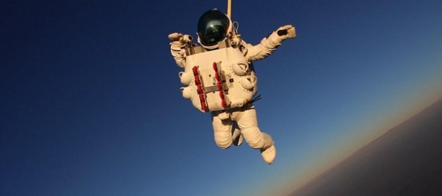 Skočio sa ivice svemira i oborio Feliksov rekord