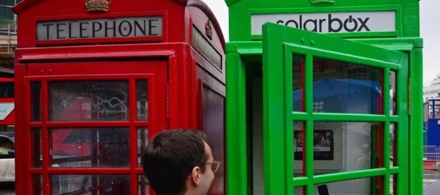 Govornice u Londonu dobijaju novu namenu