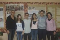 Uspeh učenika Matematičke gimnazije u Moskvi
