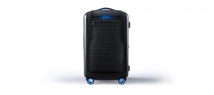 Kofer koji misli umesto vas