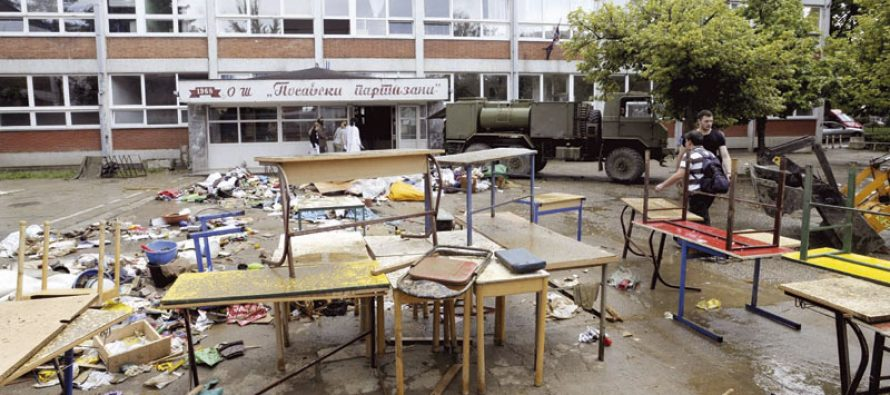 Pri kraju obnova svih škola u Obrenovcu