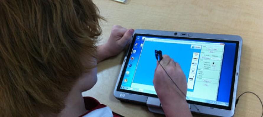 U školskim torbama tablet računari