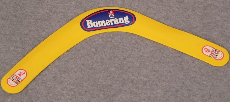 Kako funkcioniše bumerang?