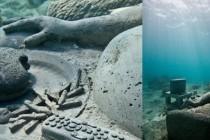 Umetnost na dnu mora