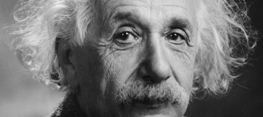 Na današnji dan rođen Albert Ajnštajn