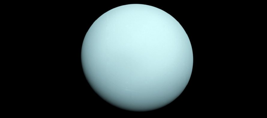 Zanimljivosti o planeti Uran!