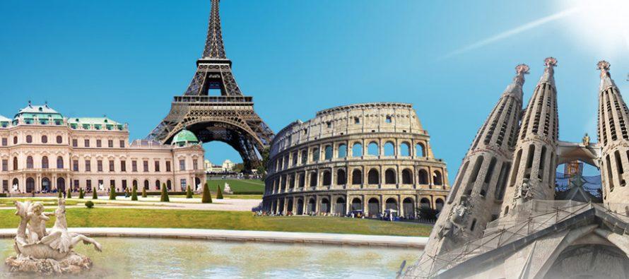 Kako su evropski gradovi dobili imena?