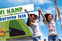 """Jazasov """"Pravi kamp za nezaboravno leto"""""""