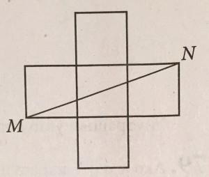 pet podudarnih kvadrata