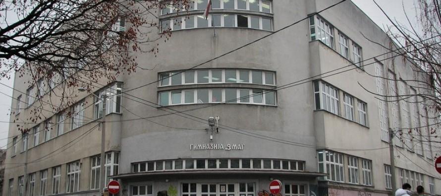 """Poseta Gimnaziji """"9. maj"""" u Nišu"""