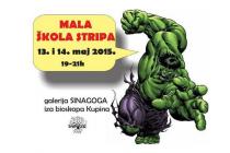 Dvodnevna škola stripa u Nišu