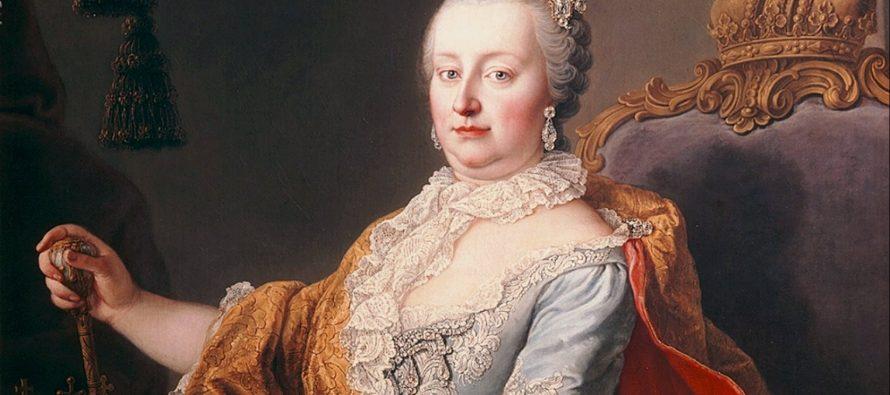Na današnji dan rođena je Marija Terezija