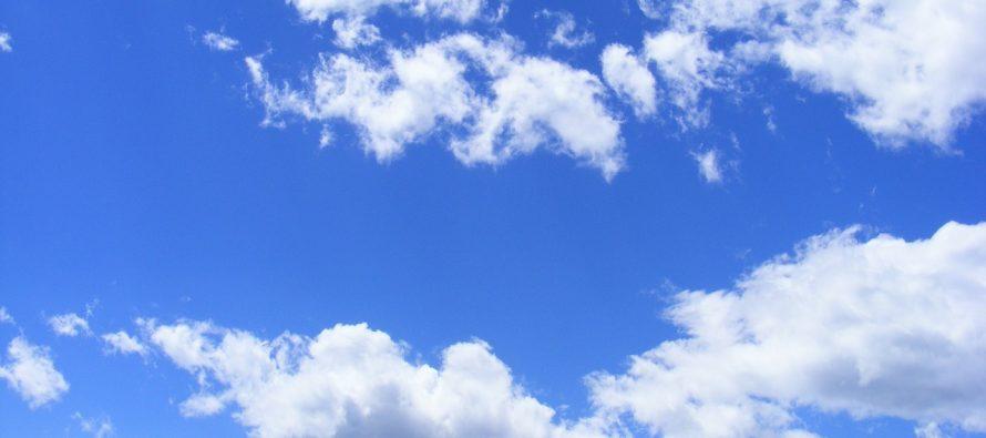 Koliko su teški oblaci?