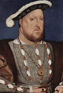 Henri VIII Tjudor