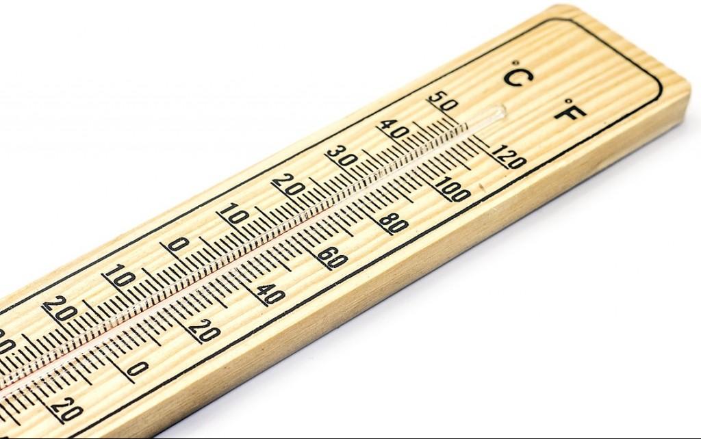 Farenhajtova i Celzijusova skala