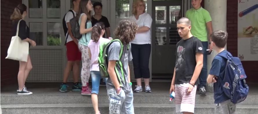 Iščekivanje upisa u srednje škole