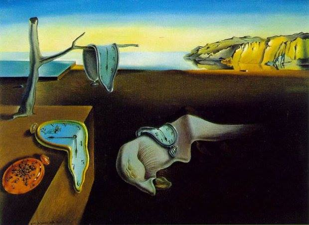 "Salvador Dali ""Upornost sećanja"""