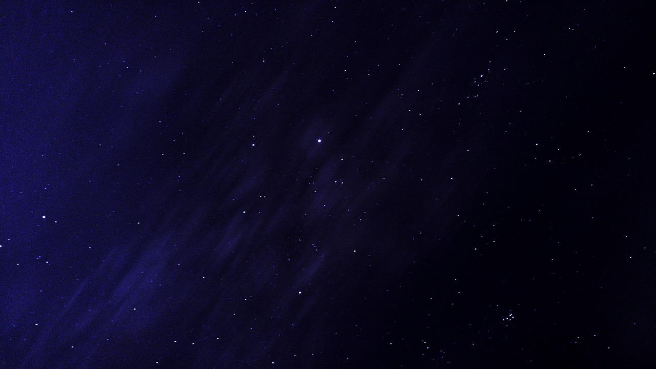 zvezde noc