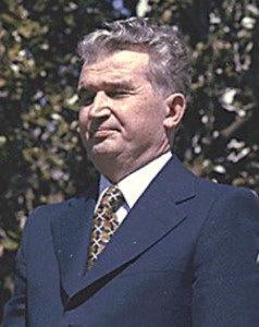 Nikolaje Čaušesku