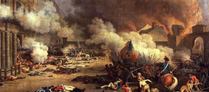 Na današnji dan počela Francuska revolucija