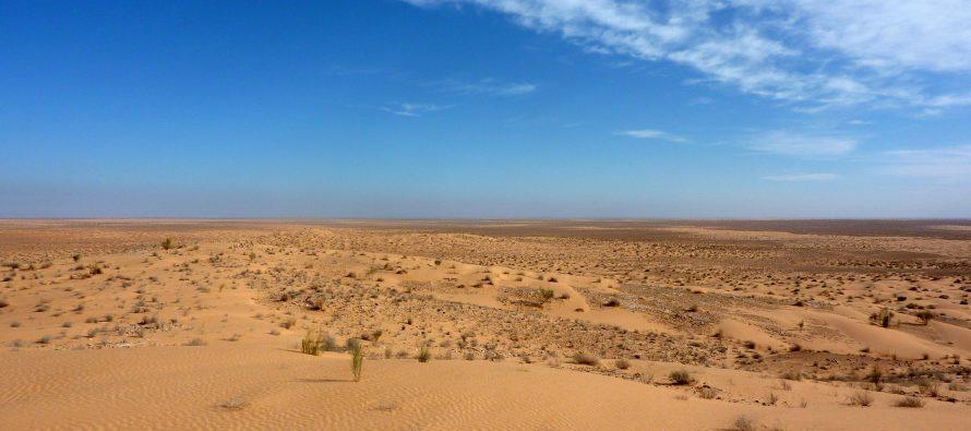 Pesak iz Sahare zaustavlja uragane?