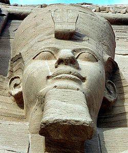 Statua Ramzesa Drugog