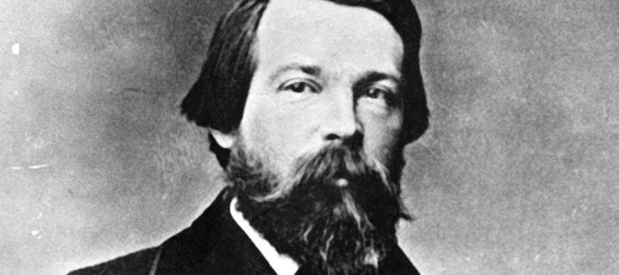Na današnji dan rođen Fridrih Engels