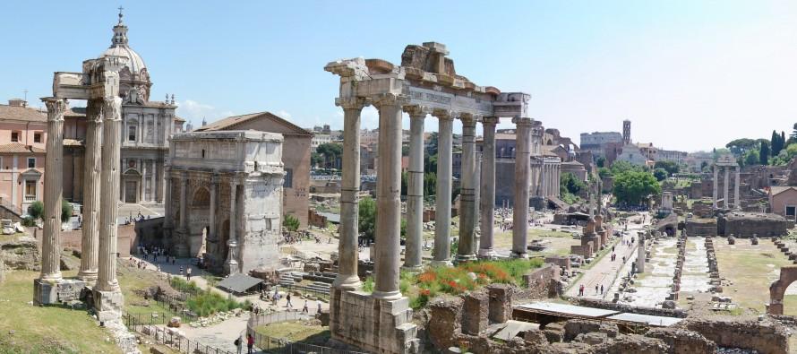 Drevni Rim bio veći nego što se mislilo