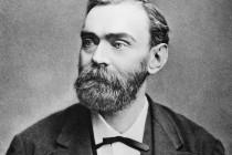 Na današnji dan rođen Alfred Nobel