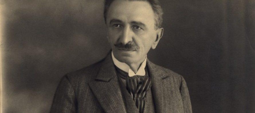 Na današnji dan rođen Branislav Nušić