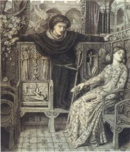Hamlet i Orfelija
