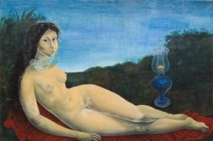 Milena Pavlovic Barilli venera sa lampom