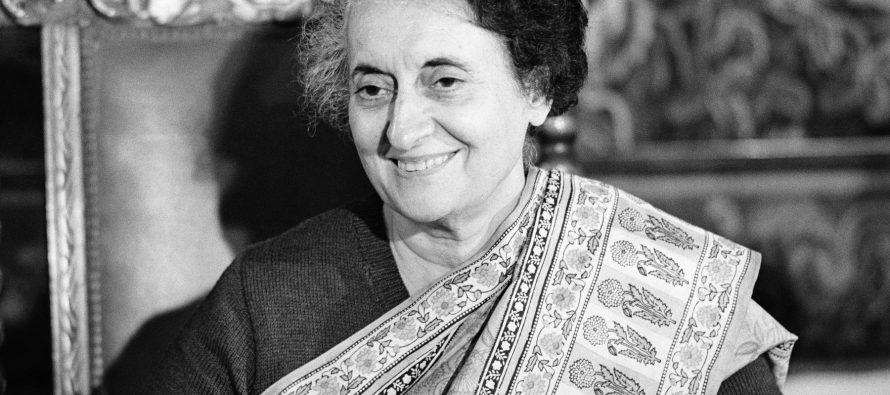 Na današnji dan rođena Indira Gandi
