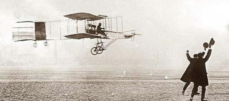 Na današnji dan zabeležen prvi let avionom
