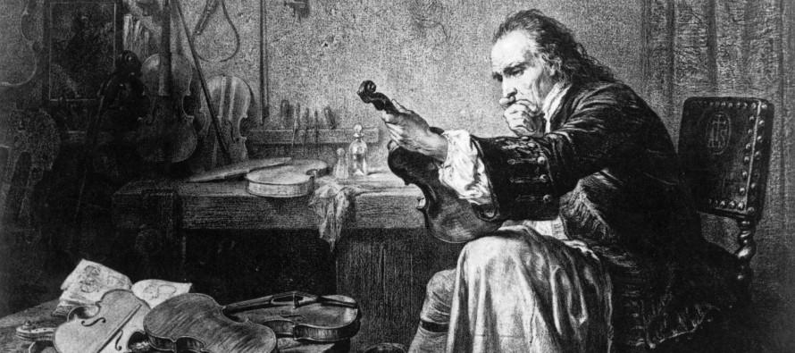 Na današnji dan preminuo Stradivari