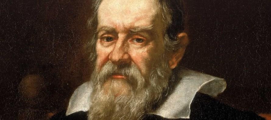 Na današnji dan rođen Galileo Galilej