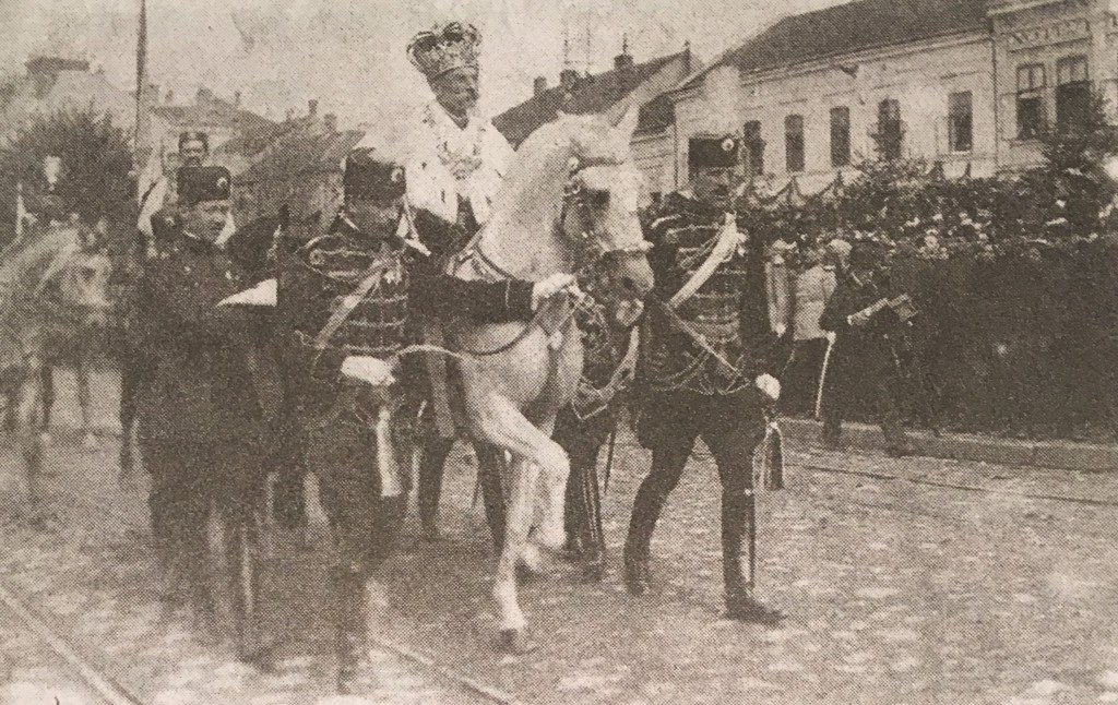 istorija krunisanje kralja petra prvog karadjordjevica