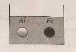 fizika dve kuglice različite mase