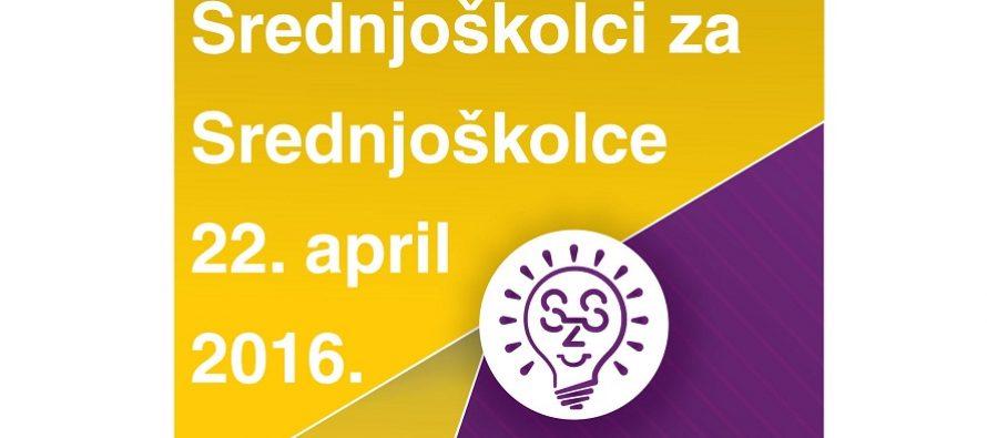 """""""2000 srednjoškolaca radiće u Srbiji"""""""