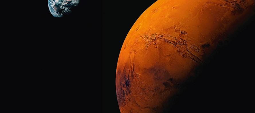 Pogledajte neverovatne snimke Marsa