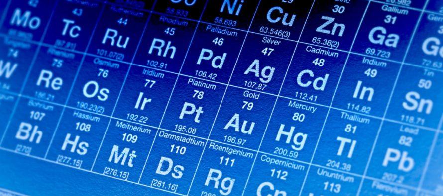 Novi hemijski elementi nazvani po mestima gde su otkriveni
