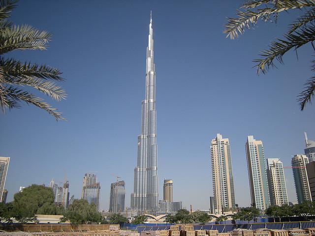 Najviša građevina na svetu