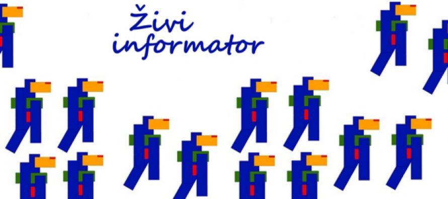 """Novi Sad: Informisanje mladih na """"Živom informatoru"""""""